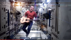 Chris Hadfield Space Oddity